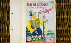 DAM Angelgeräte-Katalog 1951