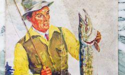 """DAM Broschüre """"Der moderne Angler - Wurftechnik und Turniersport"""""""